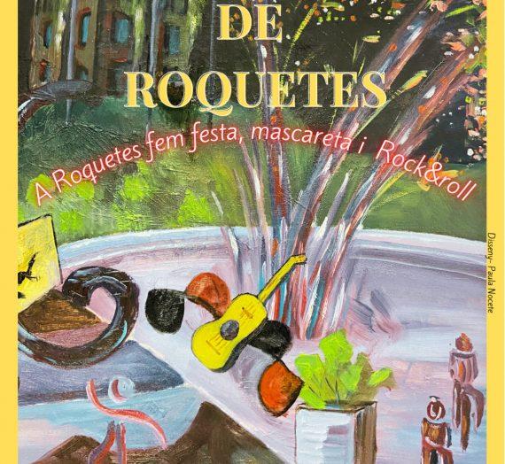 Festes Majors de Roquetes dimecres 16 taller reciclatge 18:00 amb Som del Barri pl Trobada al costat Ateneo Popular 9Barris